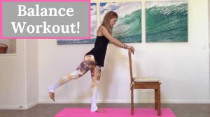 Balance Exercises – 10 Minutes to Better Balance