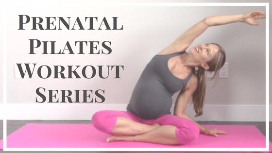 Prenatal Pilates