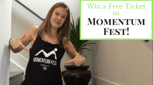 Win a Free Ticket to Momentum Fest 2018!