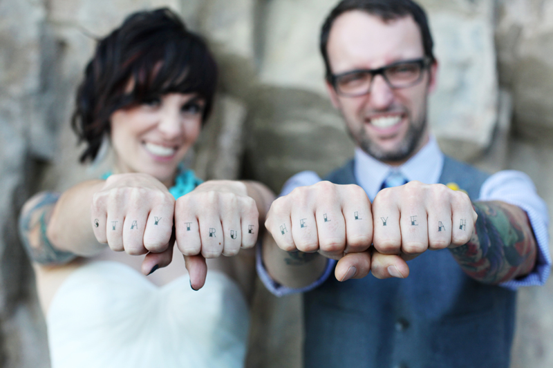 Wedding Couple Tattoo Ideas