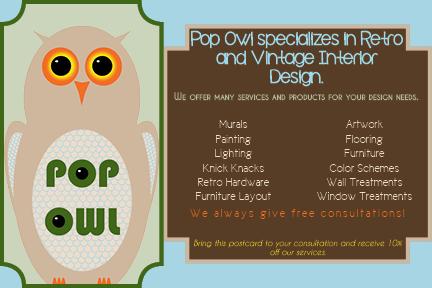 Pop Owl Branding