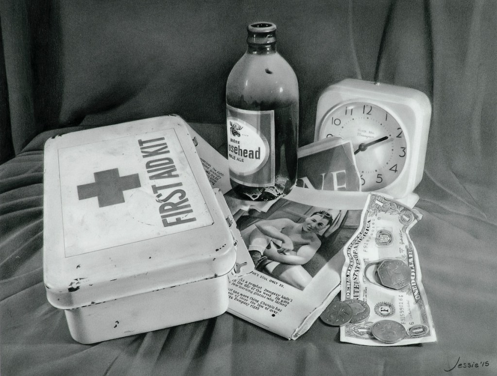 """First Aid Kit 