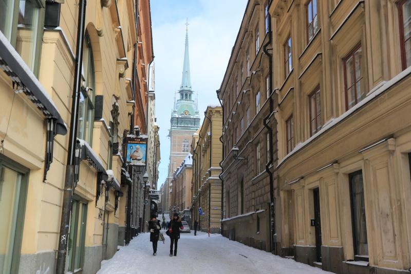 【2018北歐15】 Stockholm斯德哥爾摩快閃
