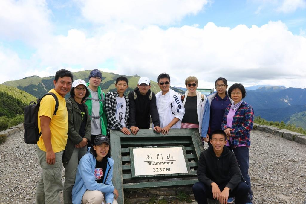 【南投4】石門山+合歡尖山
