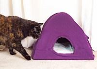 DIY Cozy Cat Tent - JESSOSHII