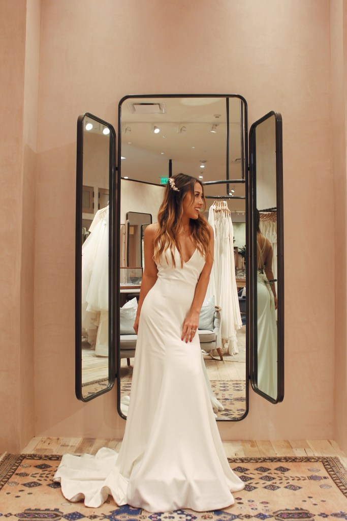 Bhldn at anthropologie bridal looks for every style of bride photos courtesy of nikki anderson shewillrunaway of anthropologie newport beach anthronewportbeach junglespirit