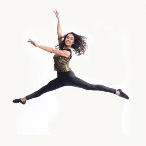 Jessy Ariaz - MHS Dance company - Jete