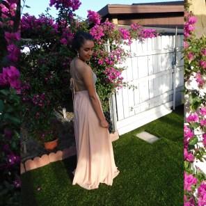 Jessy Ariaz - Prom photos