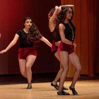 Jessy Ariaz - MHS Dance Concert 2017 - Friday Thrills Piece