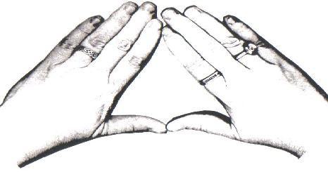 Hand Triangle