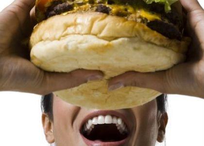zjedz burgera jestesmyfajni fast food