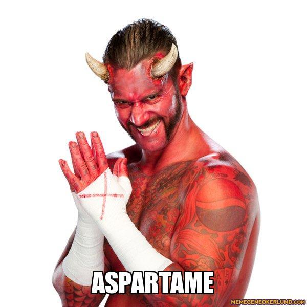 aspartam sztuczny słodzik rak szatan jestesmyfajni