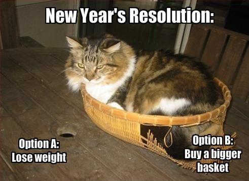 postanowienie noworoczne smieszne jestesmyfajni