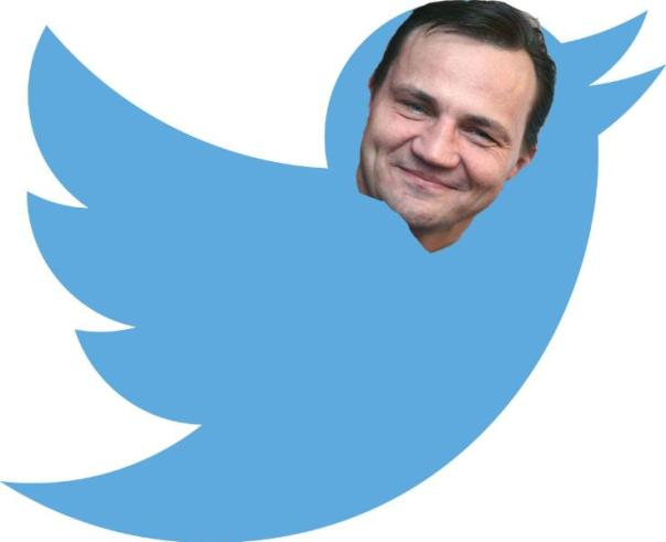radosław sikorski twitter biegacz zawodnik