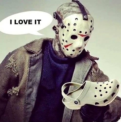 czy ty też kochasz crocs y