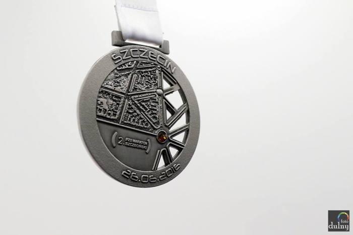 medal szecin maraton
