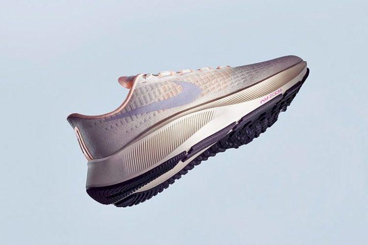 Nike Air Zoom Pegasus 37 recenzja bok buta