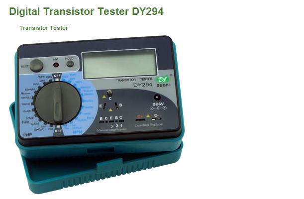In Circuit Transistor Tester Electronics Repair And Technology News