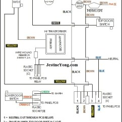 Samsung Refrigerator Wiring Diagram Guitar Pickup Diagrams Seymour Duncan P Rails 2 Vol Of Microwave Oven | Electronics Repair And Technology News