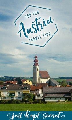 Top 10 Tips for Traveling to Austria | Jest Kept Secret