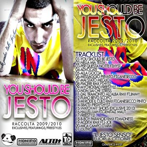 You should be Jesto