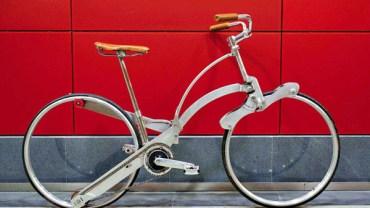 Ten rower wygląda normalnie… jednak jest coś, co sprawia, że jest naprawdę wyjątkowy!