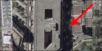 Korzystając z Google Maps, jeden facet odkrywa cały alfabet ukrywjący się w miastach.