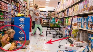 Te zdjęcia przedstawiają chaos, z którym codziennie zmagają się rodzice. Zobaczcie koniecznie!