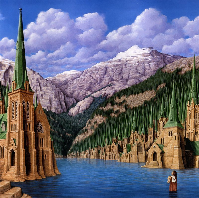 magic-realism-paintings-rob-gonsalves-6__880