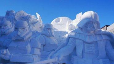 Ulepiłeś kiedyś bałwana ze świeżego śniegu? Sprawdź, jak robi się to w Japonii!