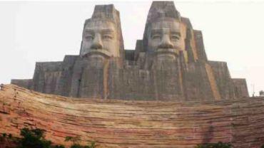 Poznaj najbardziej monumentalne posągi świata. Jak w ich towarzystwie prezentuje się Jezus z Świebodzina?