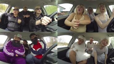 Bonya & Kuzmitch wnoszą samochodowe nagrania na nowy poziom! Zobacz parę w akcji!