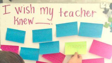 Nauczycielka zapytała swoich uczniów, co powinna o nich wiedzieć. Niektóre odpowiedzi mocno ścisnęły jej serce!