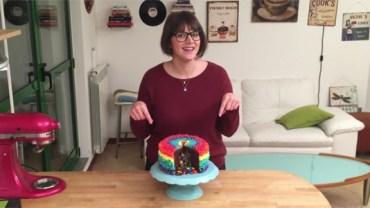 Zobacz, jak w prosty sposób można zaskoczyć gości przepysznym tortem!