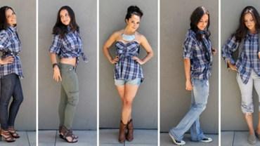 10 rewelacyjnych sposobów na alternatywne użycie męskiej koszuli. Nr 7 – pełna klasa! :)
