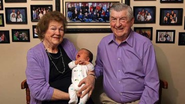 Ta para doczekała się 12 dzieci i... setki wnuków! To niesamowite, jak liczna jest ta rodzina!