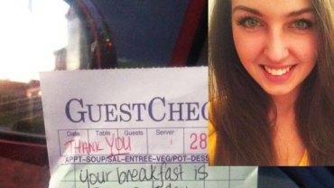 Napisała krótką wiadomość na kartce. Gdy po dwóch godzinach zalogowała się na Facebooka, nie mogła uwierzyć w to, co widzi!