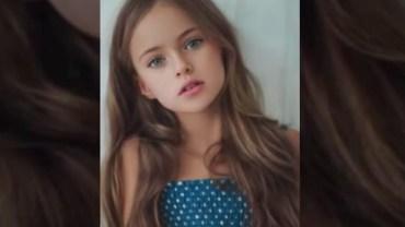 Ta 9-letnia dziewczynka podbija świat mody, co budzi pewne kontrowersje w internecie!