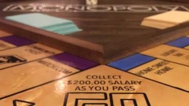 Monopoly to nie tylko fajna gra towarzyska, może też posłużyć do innych celów...