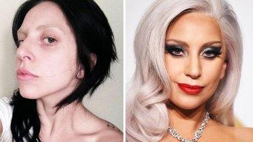 Nie ma ludzi brzydkich, są tylko biedni! Gwiazdy bez makijażu – part II