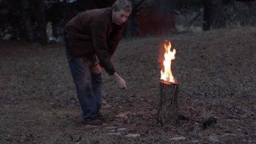 Prosty i efektowny trik, który sprawi, że już nigdy nie zmarzniesz na campingu