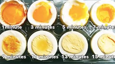 Sekret idealnie ugotowanych jajek. Od dziś zjesz takie, jakie lubisz!