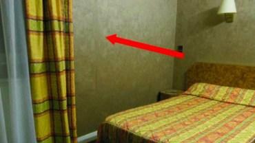 Wybierasz się na wakacje? Zrób zdjęcie pokoju, w którym zamierzasz spać. To może uratować czyjeś życie!