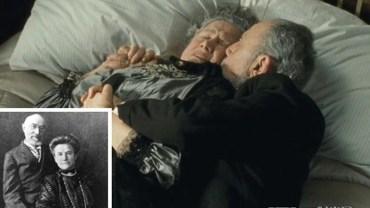 """Oglądając """"Titanica"""" z pewnością nie zwróciłeś uwagi na tę starszą parę. To, co im się przytrafiło, jest bardzo bolesne"""