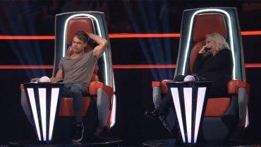 """Gdy jurorzy programu """"The Voice of South Africa"""" odwrócili swoje fotele, to na ich twarzach zamiast uśmiechów pojawiły się łzy…"""
