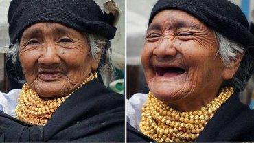 Pewien fotograf robi kobietom zdjęcia przed i po usłyszeniu komplementu. Zobaczcie, jak miłe słowa wpływają na człowieka