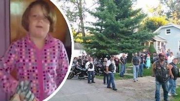 Życie 7-letniej Ashley przez syna sąsiadów stało się koszmarem. Codzienną gehennę przewał dopiero… najazd motocyklistów!