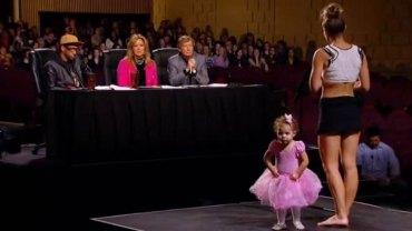 Bree Hafen na przesłuchania do telewizyjnego tanecznego show wybrała się ze swoimi dziećmi. Obecność maluchów zmieniła wszystko
