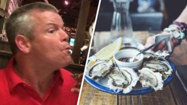 Mężczyzna fatalnie zachowywał się w restauracji, rozrzucał jedzenie i rozlewał napoje. Wtedy podszedł do niego kelner i zrobił coś, co zaskoczyło wszystkich