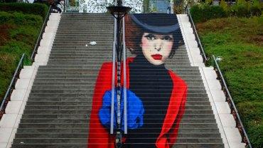 """Obok tych murali nikt nie przechodzi obojętnie. Te uliczne malunki to prawdziwa sztuka przez duże """"S"""""""